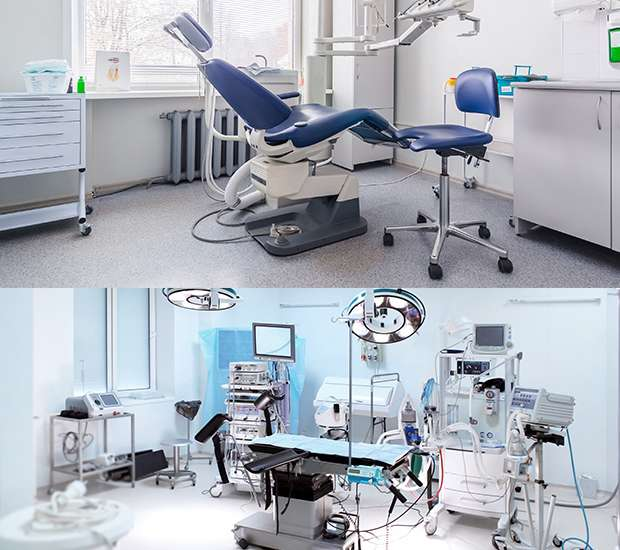 Emergency Dentist vs. Emergency Room