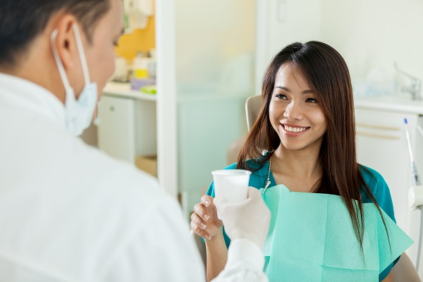 A Family Dentist In Cary Answers: Should I Use Mouthwash?